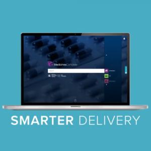 Platform launch animation