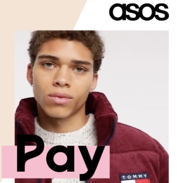 'Pay in 3' social stories